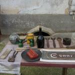 Divers objets de meunerie
