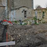 Décaissement des fondations