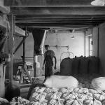 Stockage de la farine