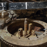 A l'intérieur on découvre la marque de la turbine : Hercule-Progrès